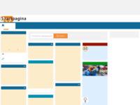 Nederlandse zoekmachine, met veel dochterpagina's waar je je site onder kunt zetten