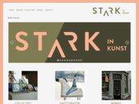 Stark anders in kunst heeft een gevarieerde collectie in huis van startende en gerenommeerde kunstenaars en ontwerpers. Vanaf 1 Oktober ook werk van Yvonne bij Stark anders in de Kunst.