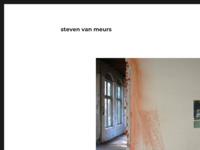 Een van mijn mede cursisten bij Krikor. Ontzettend talentvol! Steven maakt voornamelijk schilderijtjes van hoofden.