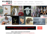 Stichting Kubra is het kunstenaarscollectief van Brabantse Kunstenaars. Een mooi initiatief / The KuBra Foundation is an organisation of Artists from the province of Brabant. A great initiative.