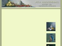 Een website met uitgebreide informatie en alle gepubliseerde kunstwerken van Pita Vreugdenhil.