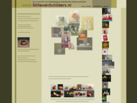 Website met werk van stillevenschilders.