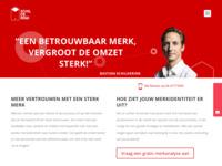 Bastian Schilderink heeft nu een eigen website.  Hij ontwerpt een hele lijn voor bedrijven ...logo ...website enz.