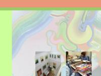 Opvallend kleurrijke site van Sofia Ramselaar met afbeeldingen van haar kunstwerken, illustraties en kalligrafisch werk, maar ook afbeeldingen van werk van cursisten, gemaakt in de cursussen of de workshops. Een heel helder overzicht.