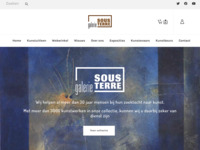 Bij Sous-Terre is permanent werk in stock