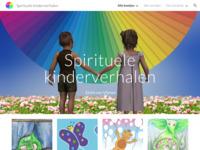 Website van Schrijfster Elvire van Vlijmen. Bij haar verhalen heb ik illustraties gemaakt.