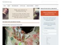 een site speciaal voor textielkunstenaars