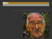 Theo Houben / een kleurrijke schilder, vooral van mannenportretten.