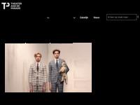 """Solo-expositie Marion Janssen-Quaadvliet """"Dansend door 's-Hertogenbosch"""" zondag 22 november geopend door KARIN BLOEMEN. De expositie is gratis te bezichtigent/m17januari tijdens openingsuren van het Theater"""