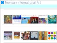 De internationale galerie van Paola Trevisan.