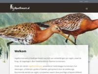 Website met werk van vogelkunstenaars en informatie over vogelkunst.
