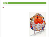 Exto-site on birds in art. / Exto-site over vogels in de kunst.