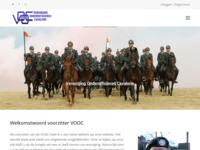 Site van de Vereniging Onder Officieren Cavalerie