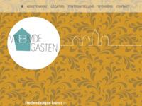 Vreemde Gasten is een evenement waar een keer in de twee jaar diverse kunstenaars exposeren in historische panden / woonhuizen in de binnenstad van Amersfoort .