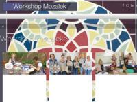 Workshops mozaïek, vanaf 2 t/m 10 personen in Oosterhout (NB).