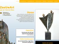 Op deze site krijgt u een indruk hoe mijn werk in combinatie met twee dimensionaal werk tot uiting komen