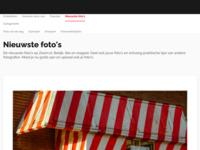 Website voor fotografen om foto's te presenteren die dan door collega's beoordeeld kunnen worden.