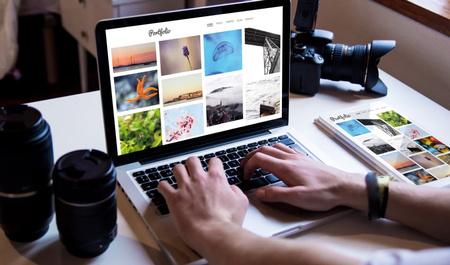 Veni, vidi, vici, or how to make your portfolio recognizable