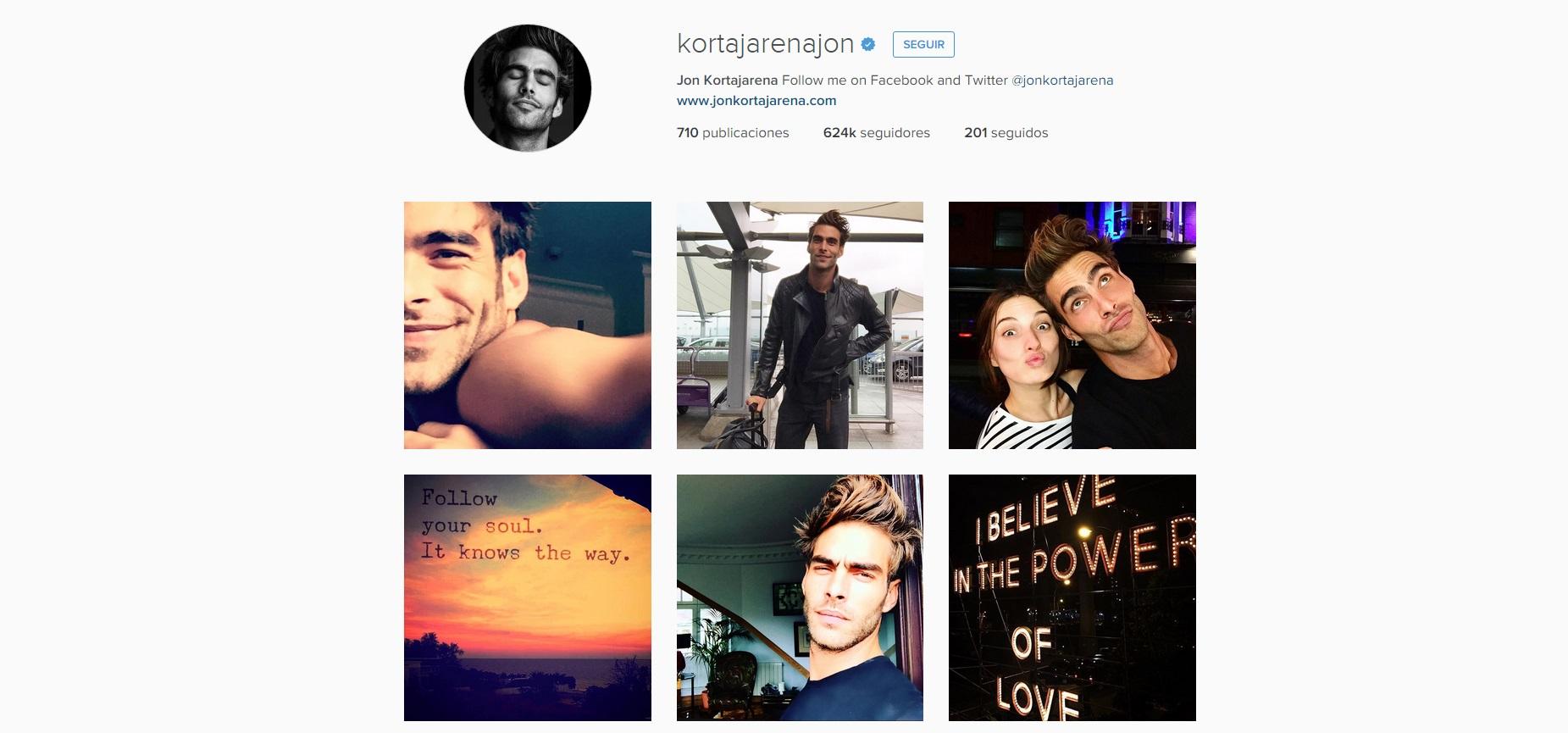 instagram kortajarena