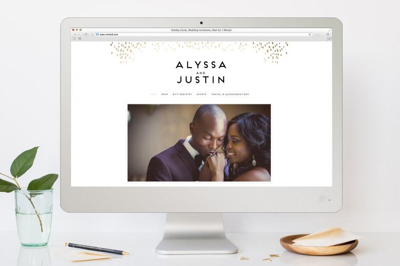 website de boda