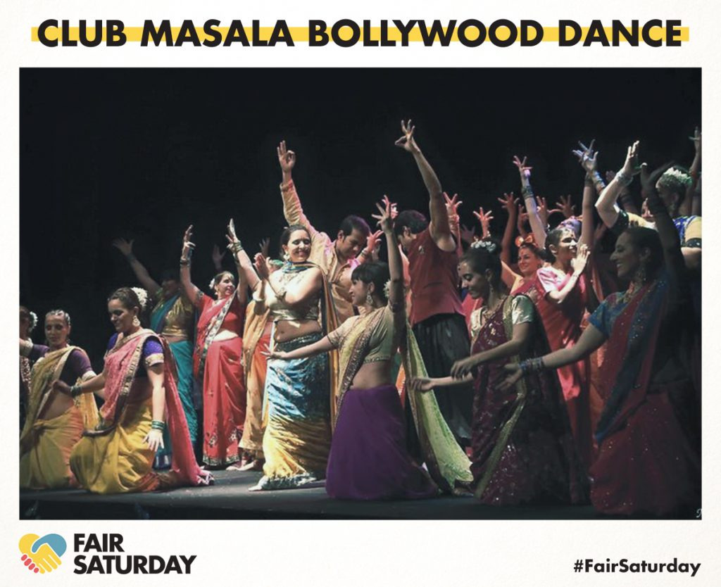 ARTISTA FAIR - Club Masala Bollywood
