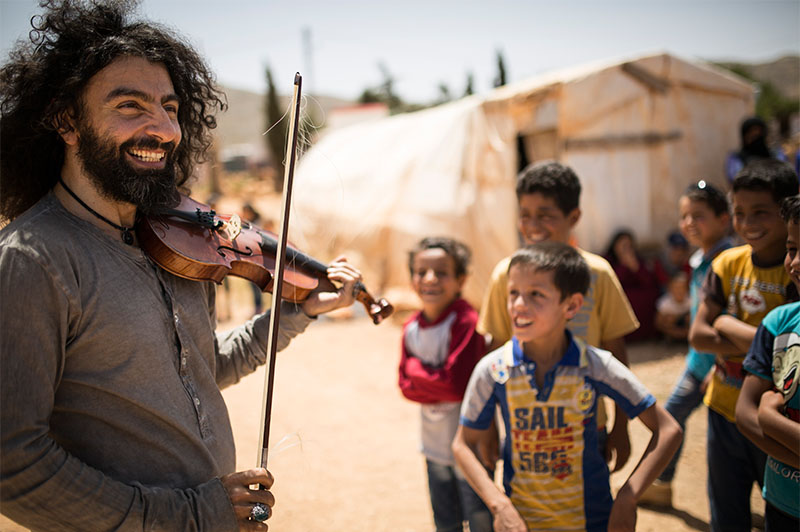 Foto post ara malikian 3