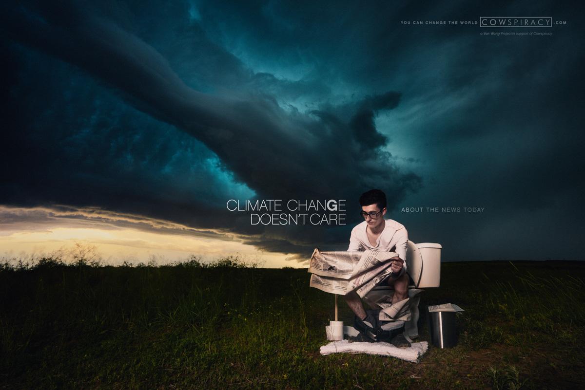 Fotografías contra el cambio climático