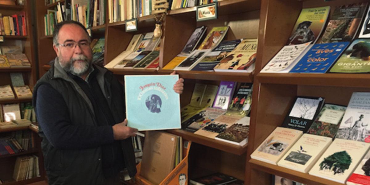 Librería en Urueña