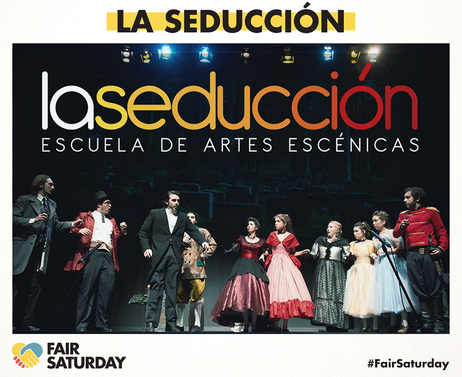 La Seducción artista de Fair Saturday 2016