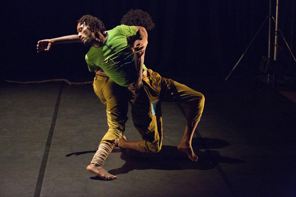 Addisu-Demissie y Junaid Jemal Sendi, danza y cambio social