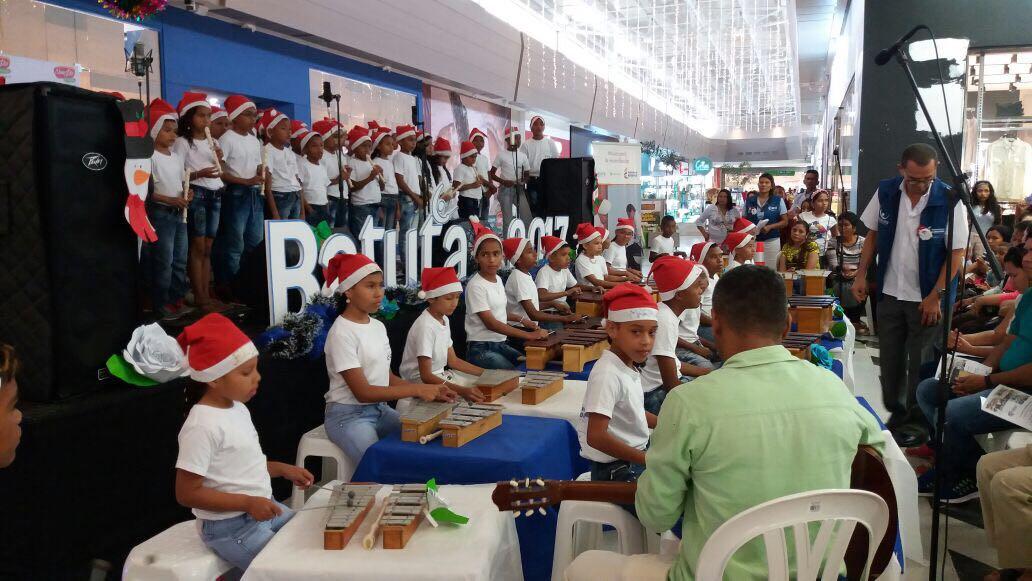Concierto de la Fundación Nacional Batuta con motivo de Fair Saturday 2017