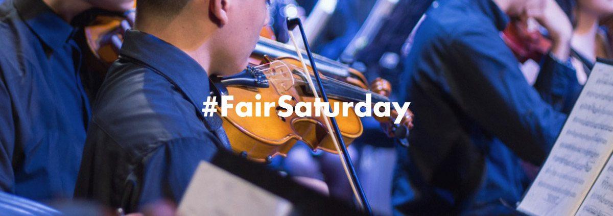 Fundación Nacional Batuta celebra Fair Saturday 2017 con un concierto