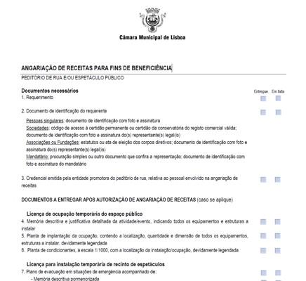 ANGARIAÇÃO DE RECEITAS PARA FINS DE BENEFICIÊNCIA