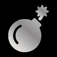 Bomba argento - Ottieni 90 punti
