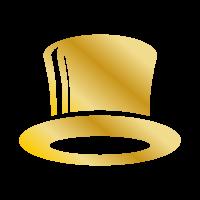Cappello oro - Senza ammoniti o espulsi per 3 volte di fila