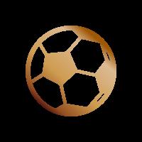 Pallone bronzo - Tre goal in una giornata