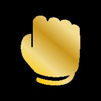 Pugno oro - Fai 72 per 7 volte di fila