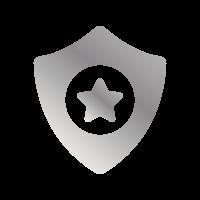 Scudo argento - Modificatore difesa con media di 7