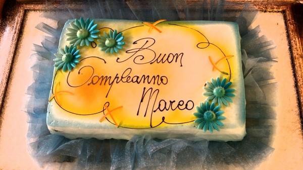 Tantissimi Auguri Di Buon Compleanno Al Nostro Webmaster Marco