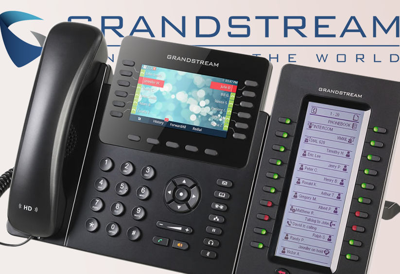 All Grandstream VoIP phones are officially certified with Yay.com