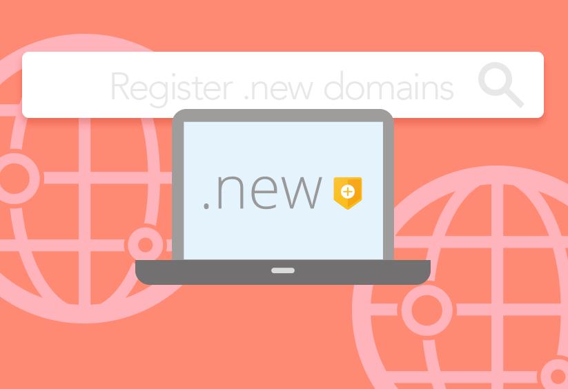 .New Domain Names