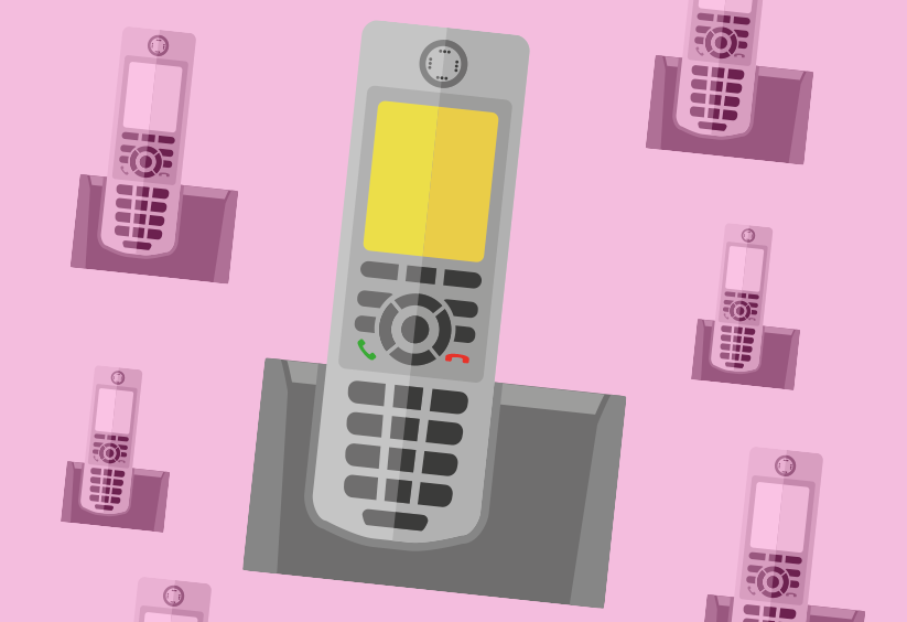 What is a DECT Phone? Enjoy cordless communication with hosted VoIP