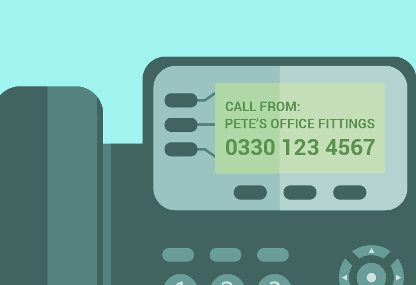 Make a great first impression with a Cloud PBX and Caller ID
