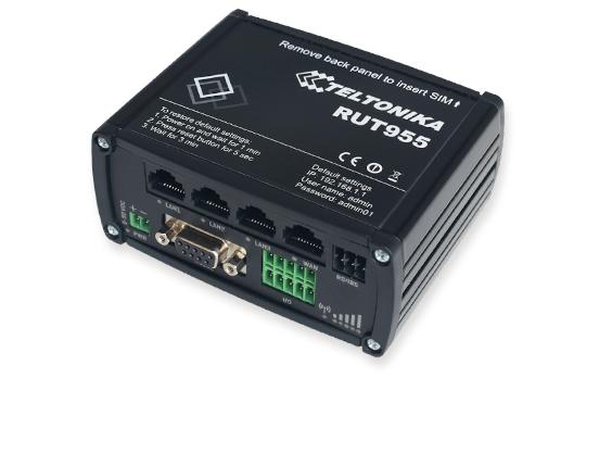 RUT955 Dual SIM Router