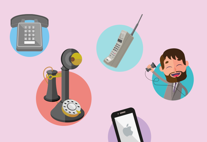 The evolution of telephony and hosted VoIP