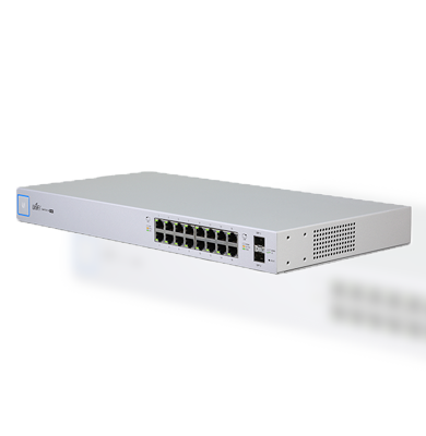 Ubiquiti UniFi 16 Port Managed Gigabit PoE Switch