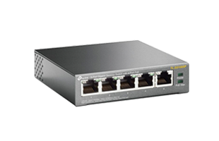 TP-Link TL-SG1005P PoE Switch image