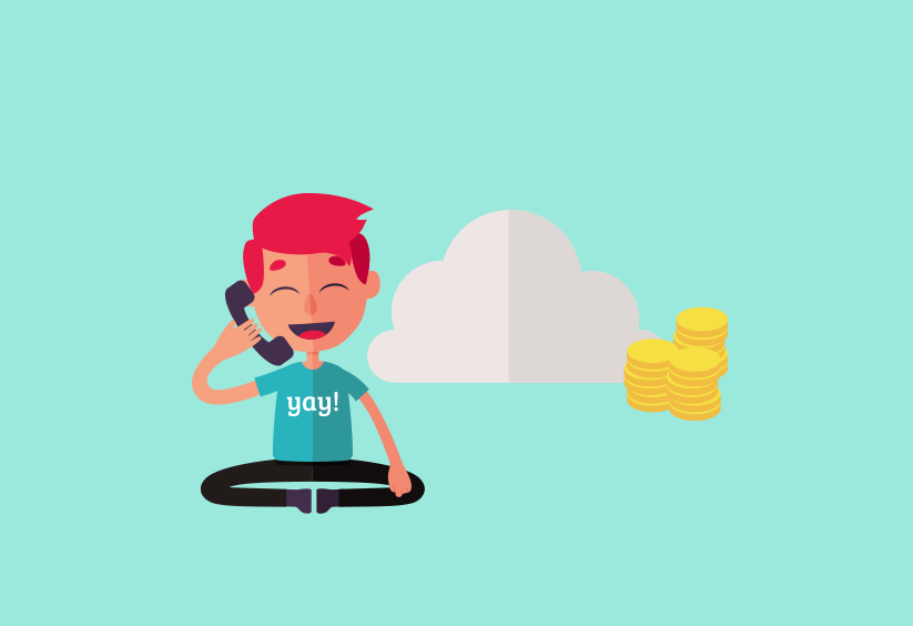 5 Ways a Cloud PBX will cut your business costs