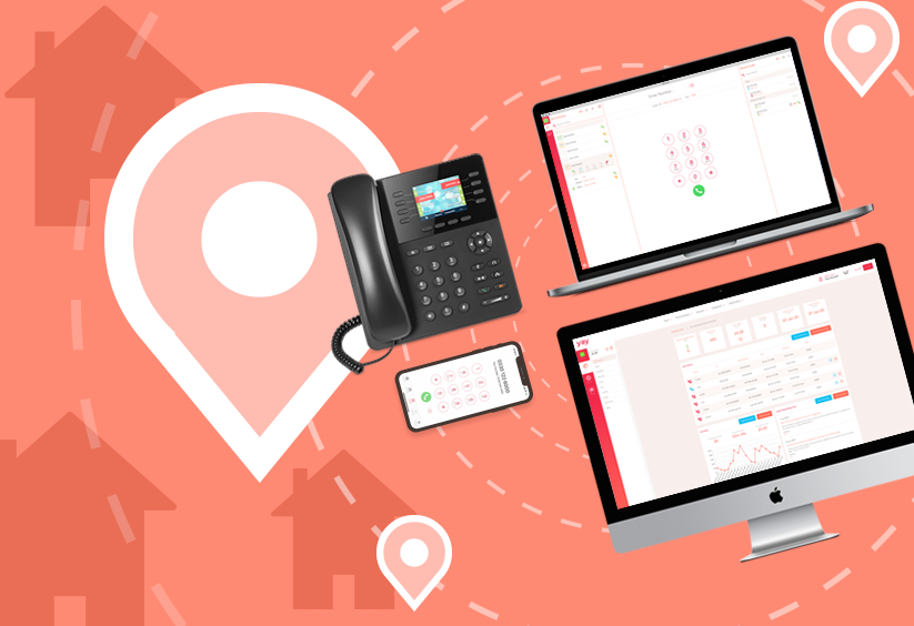 Home Office Phone System for Remote Working