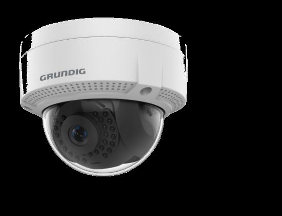 Grundig 2MP Dome IP Camera